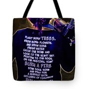 Life Living  Tote Bag
