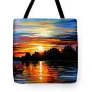 Life Memories Tote Bag by Leonid Afremov