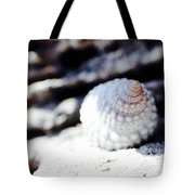 Life Of A Shell In Eleuthera Tote Bag