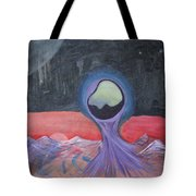 Life On Another Planet I Tote Bag