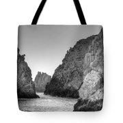 Life On The Rocks Tote Bag