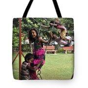 Life Swing Tote Bag