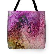 Life Vibrations Tote Bag