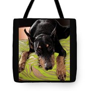 Life With A Purpose Tote Bag