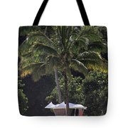 Lifeguard Rescue Station Tote Bag
