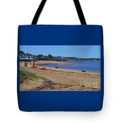 Life's A Beach In Provincetown Cape Cod Tote Bag