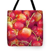 Life's A Bowl Of Cherries Tote Bag