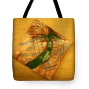 Lifes Beach - Tile Tote Bag