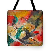 Lifes Little Cracks Tote Bag