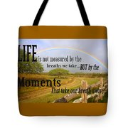 Life's Moments Tote Bag