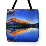 Life's Reflections Tote Bag by Scott Mahon