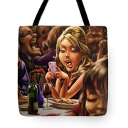 Lifestyle  Tote Bag
