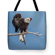 Lift Your Wings Tote Bag