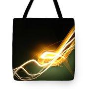 Light 3 Tote Bag