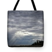 Light After The Storm Tote Bag