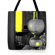 Light Among The Antiques Tote Bag