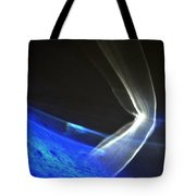 ''light And Blue Disc No.103'', Thu--17sep2015 Tote Bag