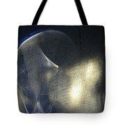 ''light And Blue Disc No.32'', Thu--10sep2015 Tote Bag