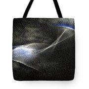 ''light And Blue Disc No.36'', Thu--10sep2015 Tote Bag