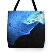 ''light And Blue Disc No.76'', Fri--23oct2015 Tote Bag