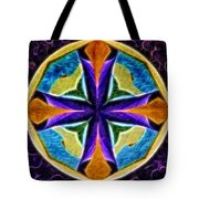 Light And Color 2309 Tote Bag