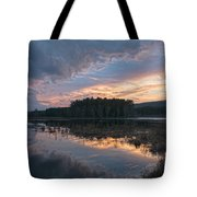Light And Dark Tote Bag