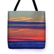 Light And Dark Clouds  Tote Bag