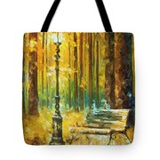 Light And Passion Tote Bag
