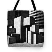 Light And Shadow 4 Tote Bag
