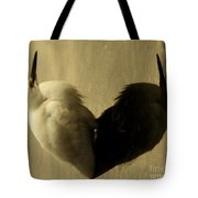 Light And Shadow Tote Bag by Daniele Smith