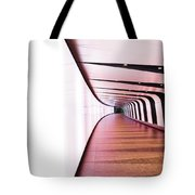 Light At End Of Tunnel Tote Bag