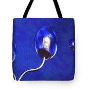Light Balls Tote Bag
