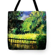 Light Before The Storm Tote Bag