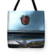 Light Blue Ford Pickup Tote Bag