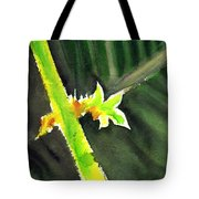 Light Branch Tote Bag