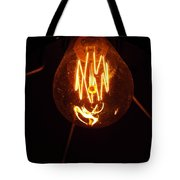 Light Bulb 002 Tote Bag