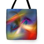 Light Dance 010310 Tote Bag