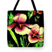 Light Dispels Darkness Tote Bag