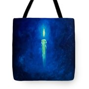 Light For Cold Soul Tote Bag