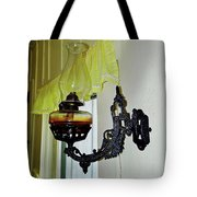 Light From The Past Tote Bag