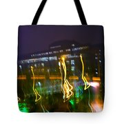 Light Ghosts Tote Bag