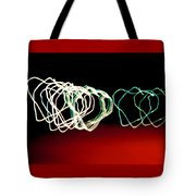Light Hearted Tote Bag