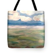 Light House By The Sea Tote Bag
