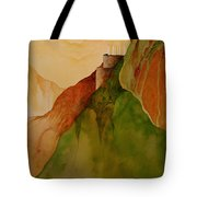 Light House Tote Bag