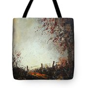 Light In Autumn Tote Bag