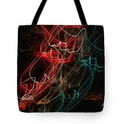 Light In Motion Tote Bag