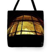 Light In The Dark Sky Tote Bag