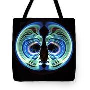 Light Mask Tote Bag