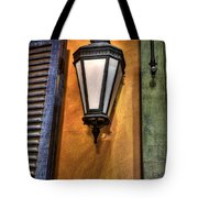 Light My Way Home Tote Bag