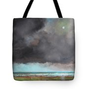 Light Of Hope Tote Bag